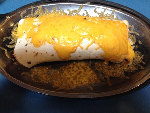 Tia Sophia's Breakfast Burrito. All photos by Juliet White.