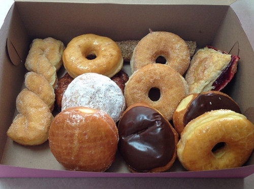 Ronald's Donuts. All photos by PETA